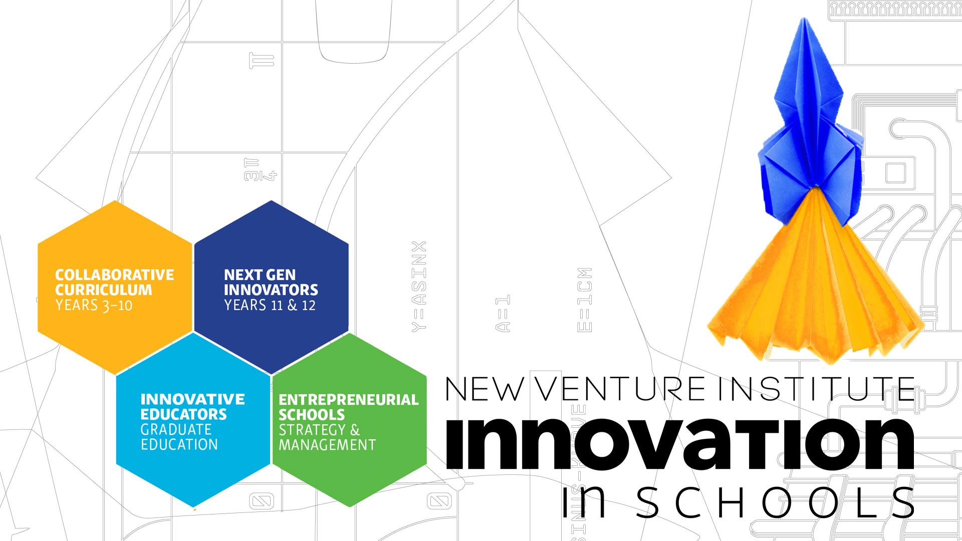 Innovation in Schools Website Banner
