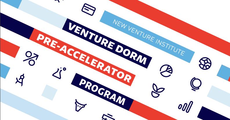 Venture Dorm Banner
