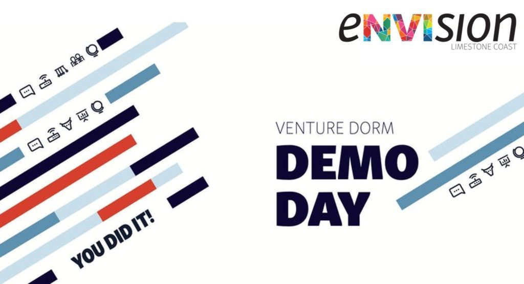 eNVIsion Limestone Coast Demo Day banner