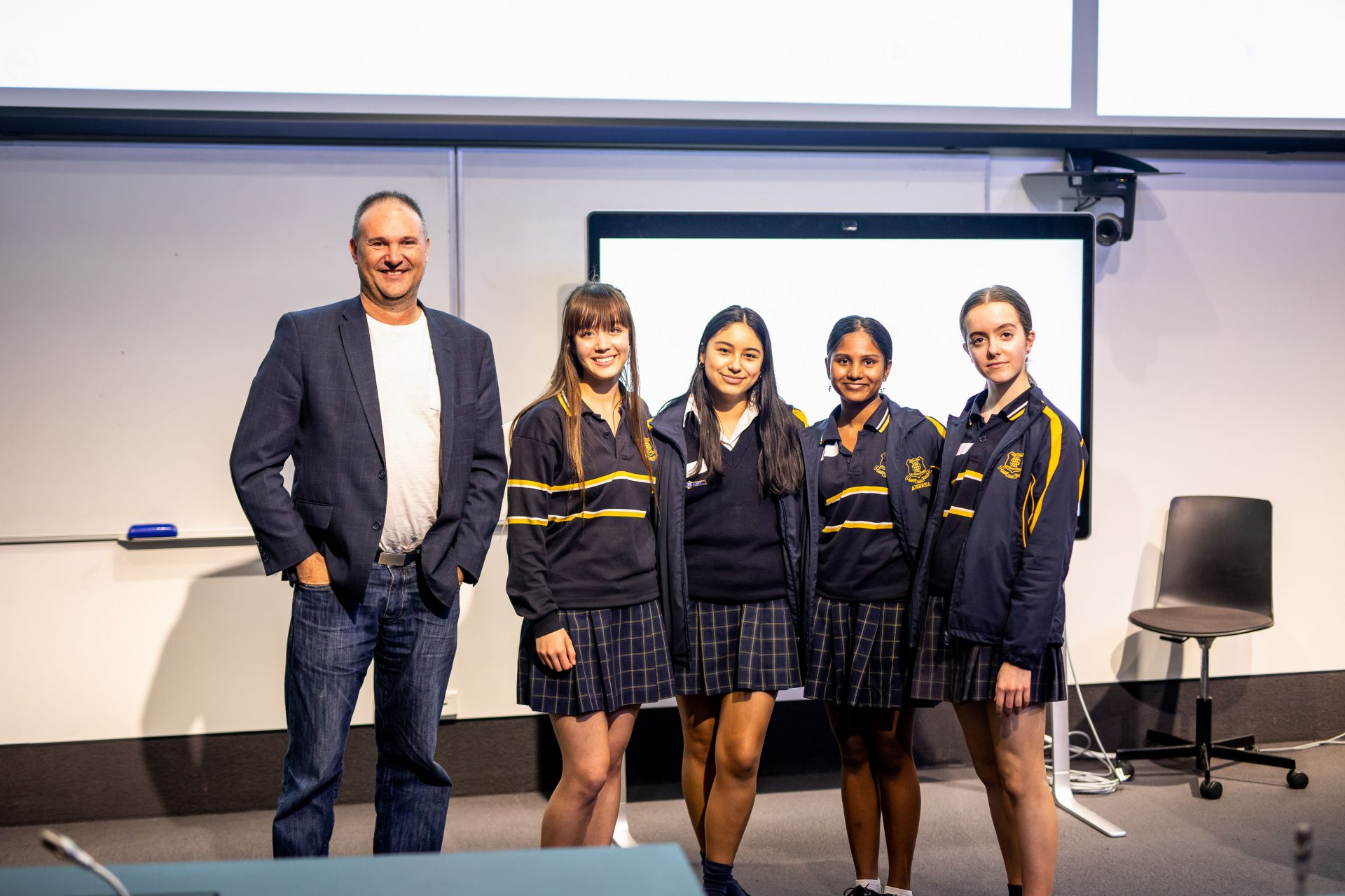 Glenunga Student Winners
