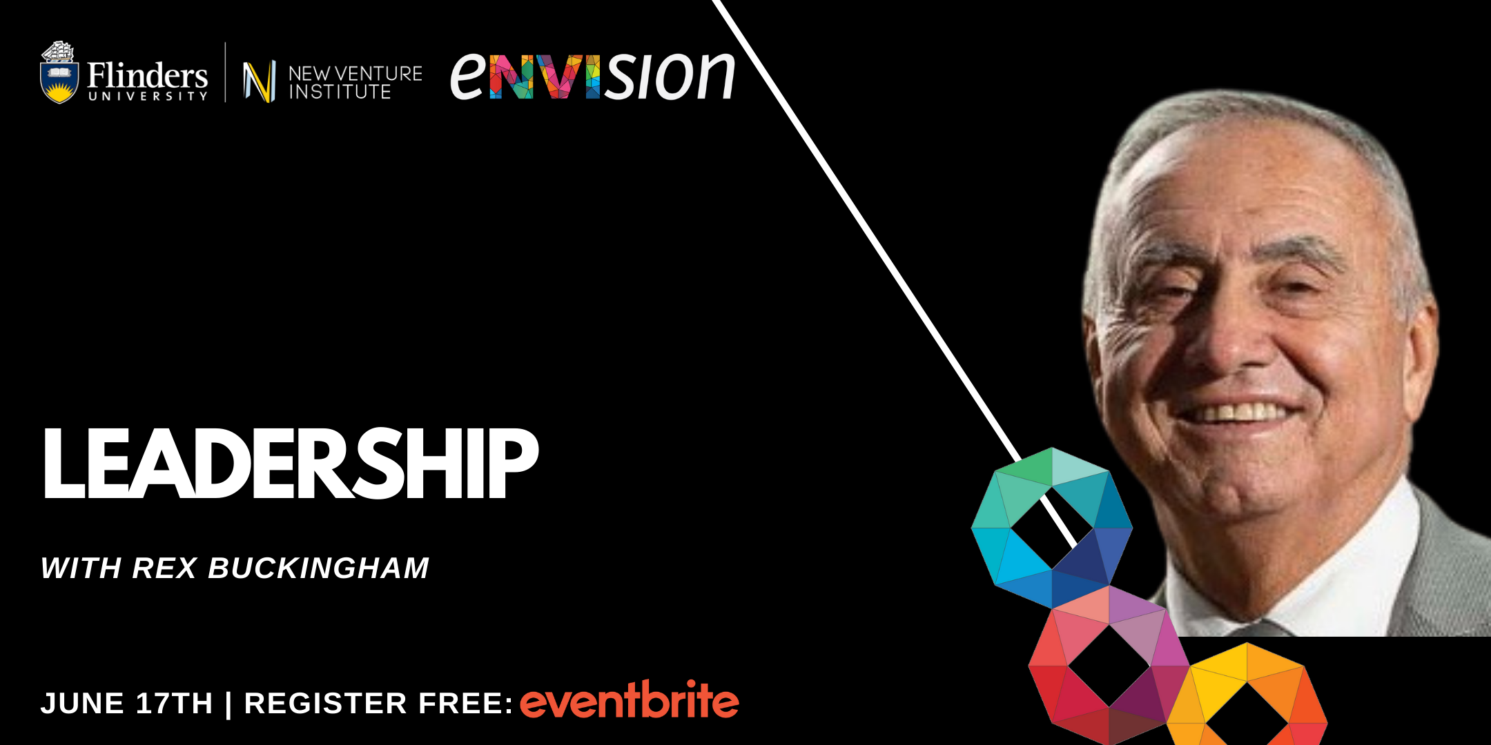 eNVIsion event with Rex Buckingham